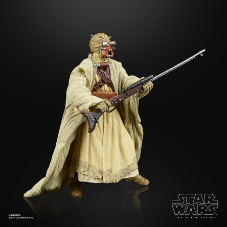 STAR WARS THE BLACK SERIES ARCHIVE 6-INCH TUSKEN RAIDER Figure - oop (8)