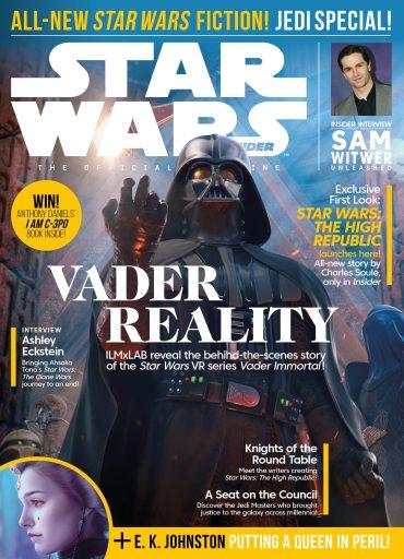 Star Wars Insider #199 Newsstand