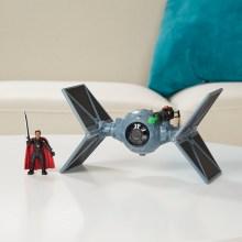 STAR WARS MISSION FLEET STELLAR CLASS Figure and Vehicle Assortment - Moff Gideon (4)