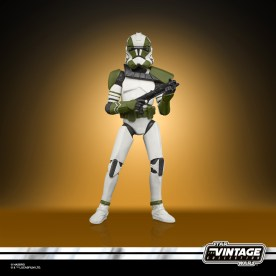 STAR WARS THE VINTAGE COLLECTION STAR WARS THE BAD BATCH Figure 4-Pack - CLONE CAPTAIN GREY (3)