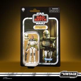 STAR WARS THE VINTAGE COLLECTION STAR WARS THE BAD BATCH Figure 4-Pack - CLONE CAPTAIN GREY (6)