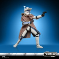 STAR WARS THE VINTAGE COLLECTION STAR WARS THE BAD BATCH Figure 4-Pack - CLONE CAPTAIN REX (5)