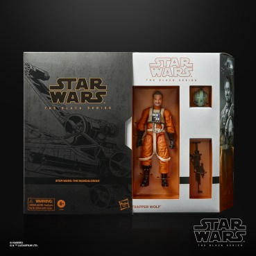 STAR WARS THE BLACK SERIES 6-INCH TRAPPER WOLF Figure - in pck (1)