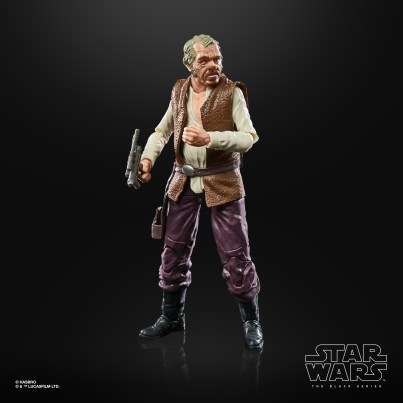 STAR WARS THE BLACK SERIES THE POWER OF THE FORCE CANTINA SHOWDOWN Playset - oop (27)