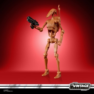 STAR WARS THE VINTAGE COLLECTION 3.75-INCH BATTLE DROID Figure 3