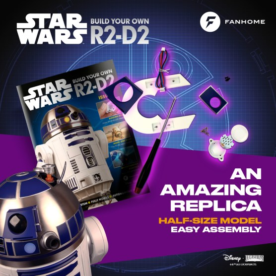 Fanhome R2D2 Image