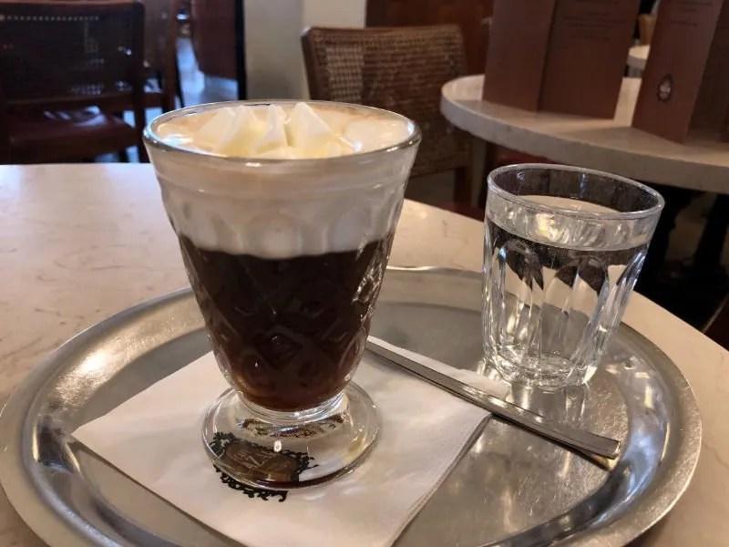 Austria coffee Maria Theresia coffee