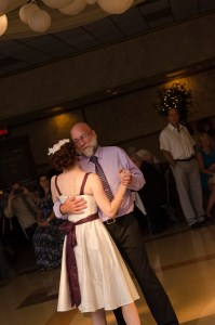 Our Father/Daughter dance.