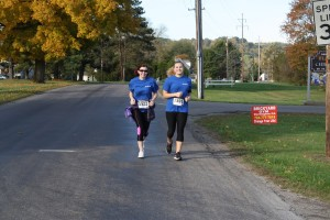 5k with Erin