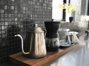コーヒー道具
