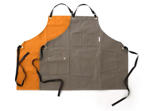 GS Canvas Apron 720x770mm /  ¥9,000+tax