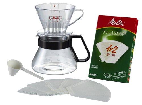 Melitta ドリップセット リラクシン MJ-9402