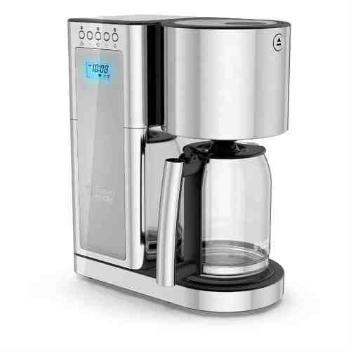 russel hobbs glass series 8cup coffee maker Rv coffee maker portable home