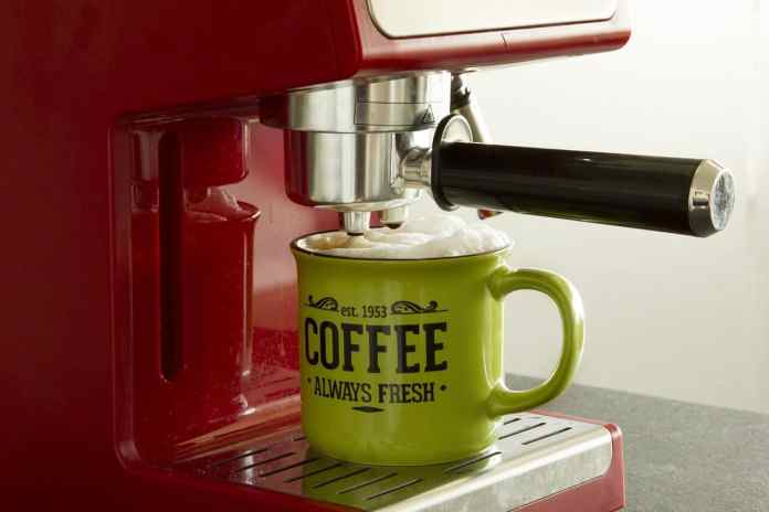 best coffee maker with hit water dispenser