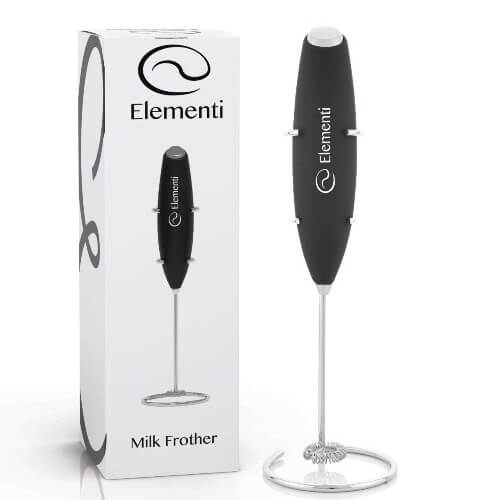 best electric milk frothers 2019