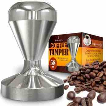 Benicci Espresso Coffee Tamper 58mm.