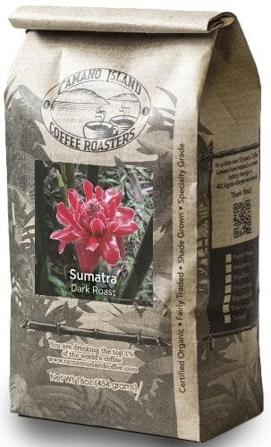 Camano Island Roasters (Organic Sumatran)