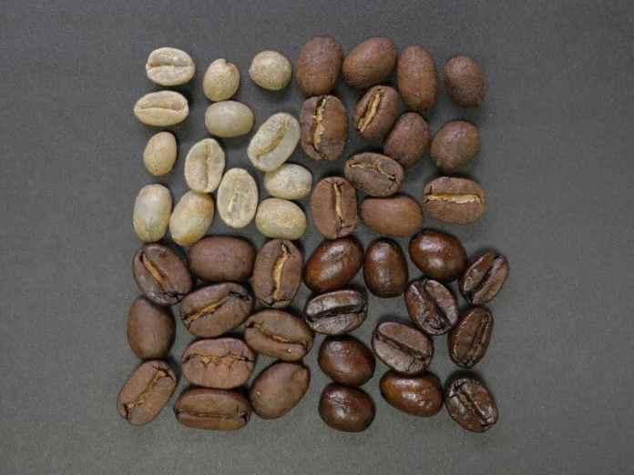 coffee beans roast