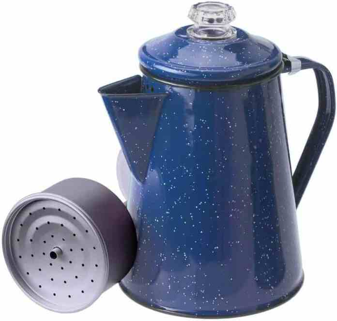 GSI Outdoors 8 Cup Enamelware