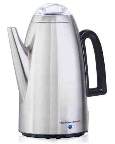 Hamilton Beach Brands 40614 coffee stovetop percolator