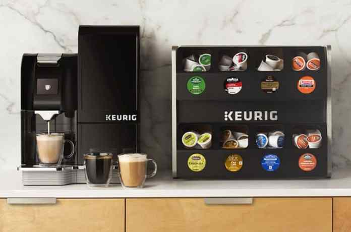 k cup brewers
