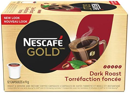 Nescafe Gold Dark Roast