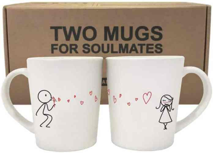 Couples Gifts coffee mugs