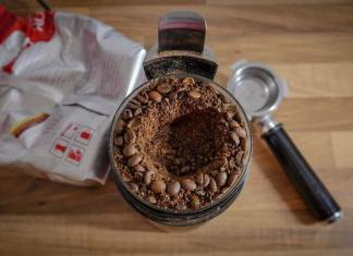 coffee grind size