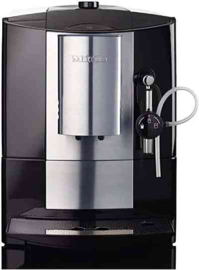 Miele espresso and Miele Nespresso