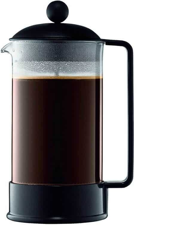french press plastic free