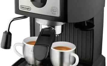 De'Longhi 15 bar Pump Espresso and Cappuccino Maker