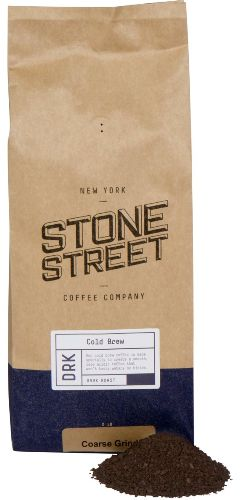 Stone Street Cold Brew Coffee - Best for Cold Brew