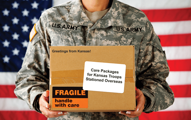 You Can Help a Soldier Stationed Overseas