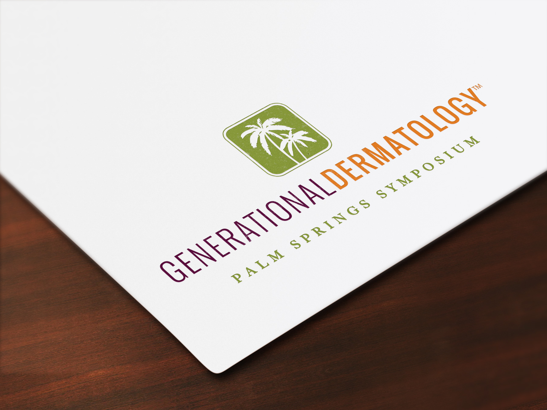 Dermatology Logo Design