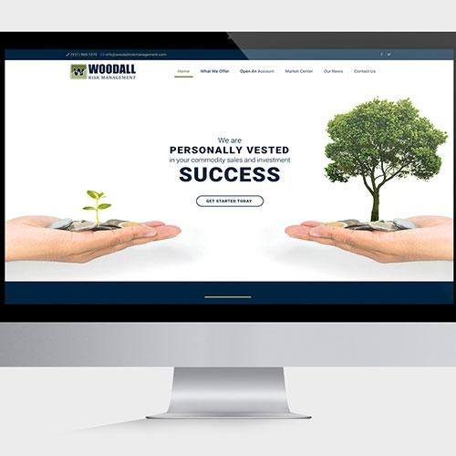 Woodall Risk Management Website