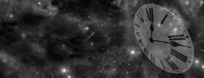 Time and Space Website Banner