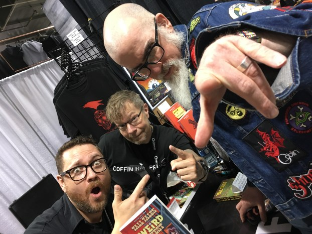 CHP Crew with Tom Bagley - Calgary Expo 2018