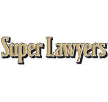 Super Lawyers logo image that links to the Super Lawyers website
