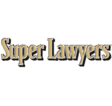 Super Lawyers logo linking to the Super Lawyers website