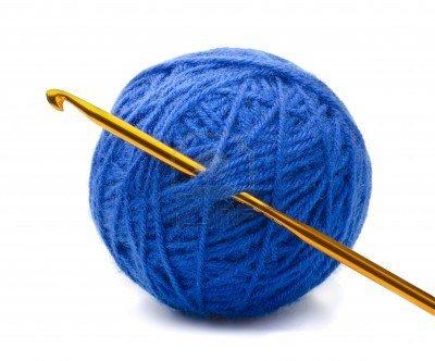 Histoire de crochet dans Crochet laine-bleu
