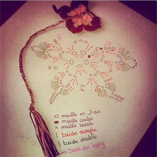 L'envol du papillon (tuto) dans Crochet capture5
