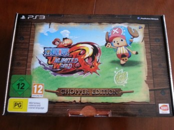 One-Piece-Unlimited-World-Edition-Chopper-PS3-unboxing-01