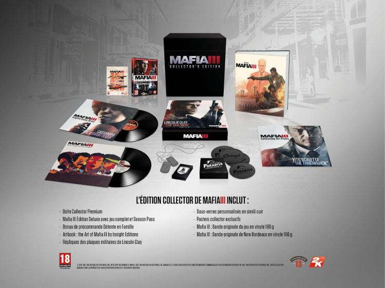 Mafia 3 - Edition collector