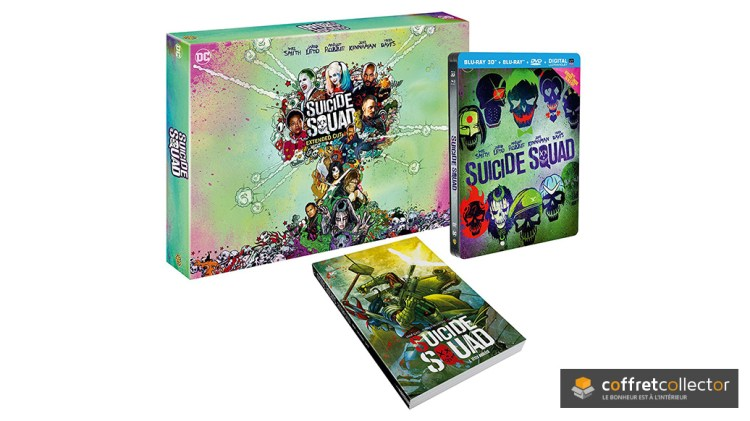 Suicide Squad - L'édition collector Comic book