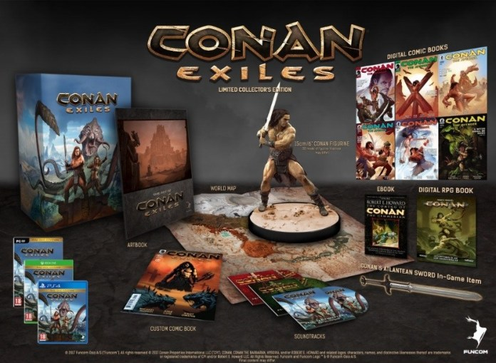 Conan Exiles - Edition collector