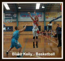 Blake Kelly - Basketball frame