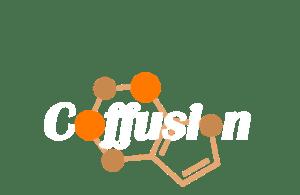 Coffusion Logo - registred brand