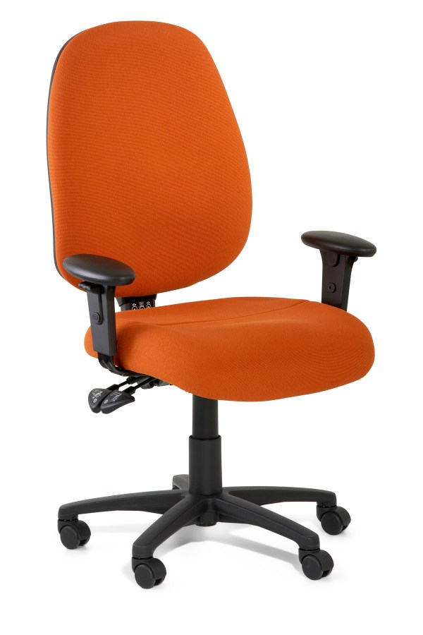 Inca Extra High Back Task CHair