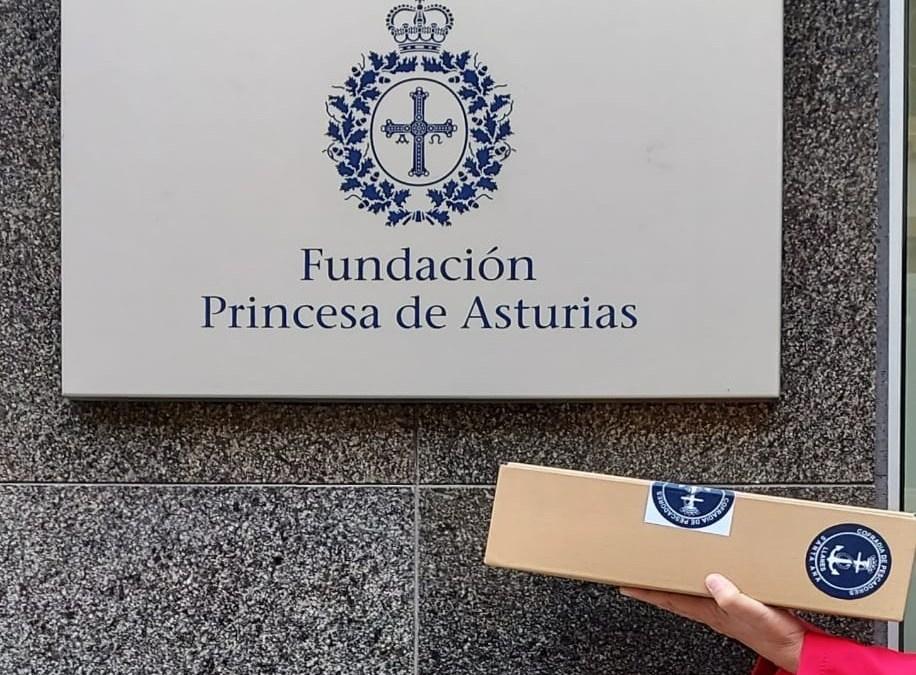 LA COFRADÍA DE PESCADORES DE LLANES SE PRESENTA AL PREMIO «PUEBLO EJEMPLAR» DE LOS «PRINCESA DE ASTURIAS» 2021