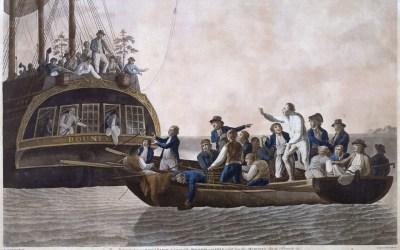 Rebelión a bordo